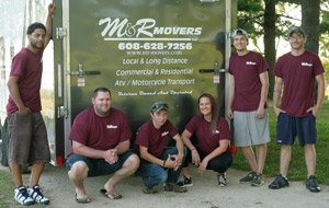 Moving Company In Edgerton WI
