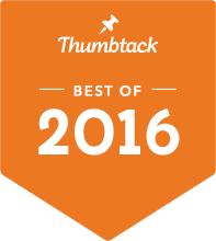 Thumbtack Best Pro of 2016